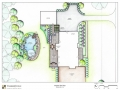 natural swim pond design / master plan