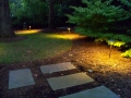 path + perimeter lighting