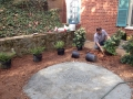 reading nook planting