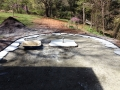 soapstone edging for patio